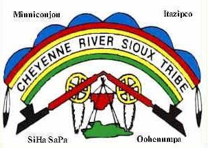 Cheyenne River Souix Tribe Flag